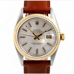 Pre-owned Rolex Men's Two-tone Datejust Watch