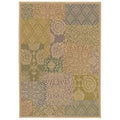 Shaw Living Bazaar Light Multi-Color Accent Rug (2' x 3')