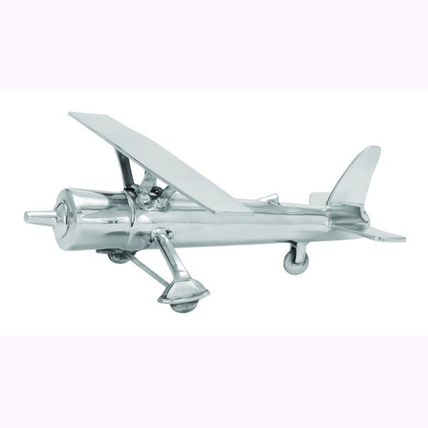 Traditional Aluminum Model Aircraft