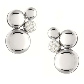 Calvin Klein Jewelry Liquid 'KJ04AE090100' Stainless Steel Fashion Earrings