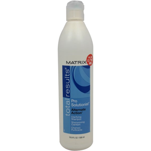 Matrix Total Results Pro Solutionist Alternate Action 16.9-ounce Shampoo
