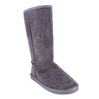 Reneeze Women's 'Rose-1' Mid-calf Flat Boots