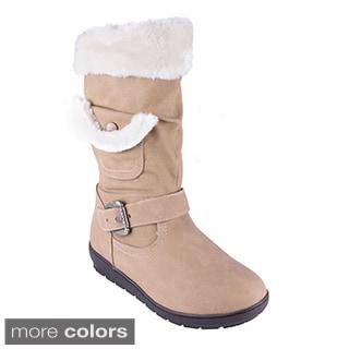 Reneeze Women's 'Coco-03' Boots