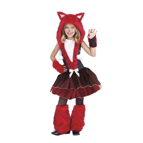 Costume Dream Girl Dream Girl Girls Fox Costume