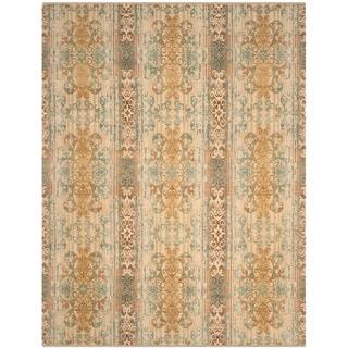 Safavieh Hand-knotted Castilian Multi Wool Rug (8' x 10')