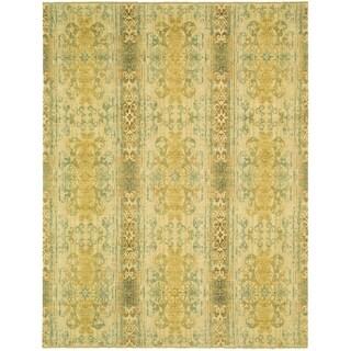 Safavieh Hand-knotted Castilian Multi Wool Rug (9' x 12')