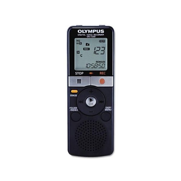 Olympus VN-7200 Digital Voice Recorder (Refurbished)
