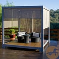Christopher Knight Home Safari Outdoor Gazebo