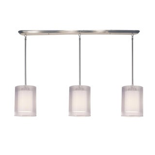 Nikko 3-light Billiard Fixture