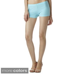 Stanzino Women's Candy Ultra Stretch Boyshorts