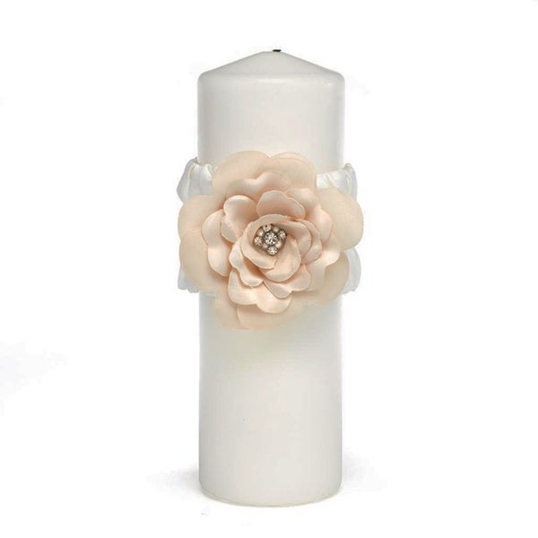 Hortense B. Hewitt Love Blooms Unity Candle