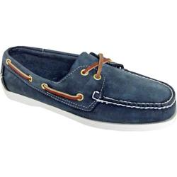 Men's Island Surf Co. Dixon Navy Nubuck