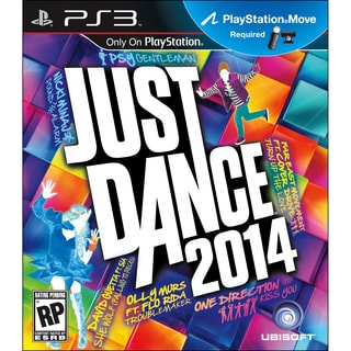 PS3 - Move Just Dance 2014