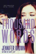 Thousand Words (Paperback)