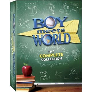 Boy Meets World: The Complete Collection (DVD)