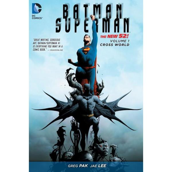 Batman/Superman 1 (Hardcover) 11607231
