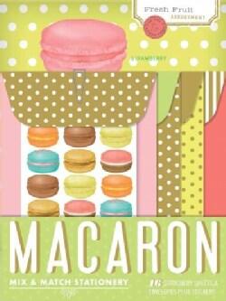 Macaron Mix & Match Stationery (Cards)