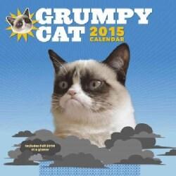 Grumpy Cat 2015 Calendar (Calendar)