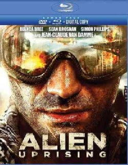 Alien Uprising (Blu-ray/DVD)