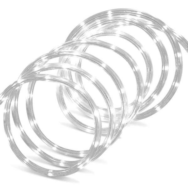 Cold White 48-foot LED Rope Light