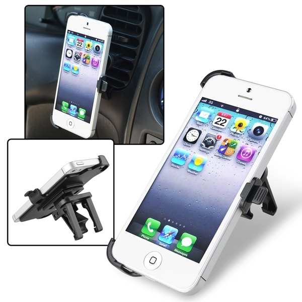 INSTEN Holder Plate/ Car Air Vent Holder Mount for Apple iPhone 5