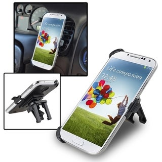 BasAcc Car Air Vent Holder Mount/ Plate for Samsung� Galaxy S4 i9500