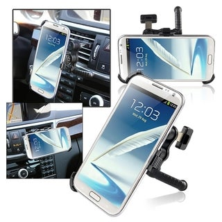 BasAcc Car Air Vent Holder Mount/ Plate for Samsung� Galaxy Note II