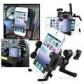 BasAcc Universal Phone Holder Plate/ Swivel Car Air Vent Holder Mount