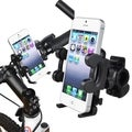 BasAcc Universal Phone Holder Plate/ Bicycle Phone Holder Mount
