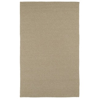 Malibu Indoor/Outdoor Woven Natural Rug (3'0 x 5'0)