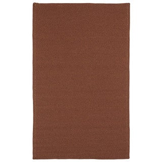 Malibu Indoor/Outdoor Woven Brick Rug (9'0 x 12'0)