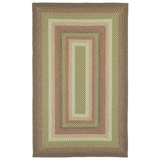 Malibu Indoor/ outdoor Woven Multi Rug (3'x5')