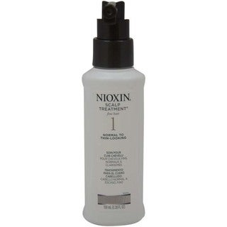 Nioxin System 1 Scalp Activating Treatment For Fine Natural Normal Thin Hair 3.4-ounce Treatment