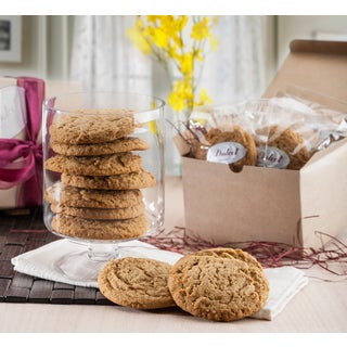 Decadent Peanut Butter Cookies Gift Box