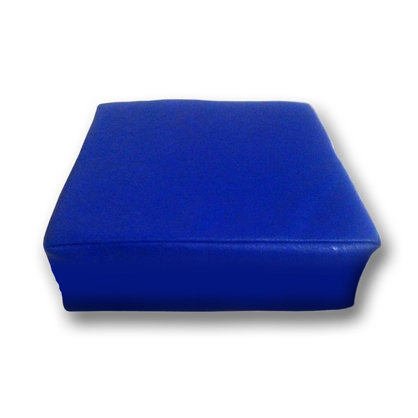 Senseez Blue Square Vibrating Pillow 11610903