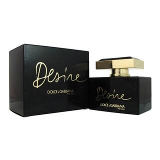 Dolce & Gabbana The One Desire Women's 2.5-ounce Eau de Parfum Spray