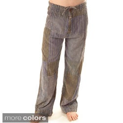Men's Cotton Patch Pants (Nepal)