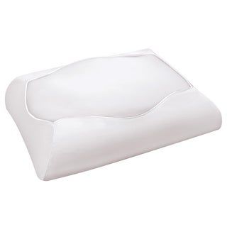 Sharper Image Premium Memory Foam Cradle Pillow