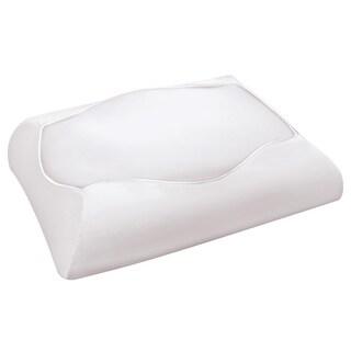 The Sharper Image Premium Memory Foam Cradle Pillow