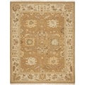 Safavieh Handwoven Sumak Copper/ Beige Wool Area Rug (6' x 9')