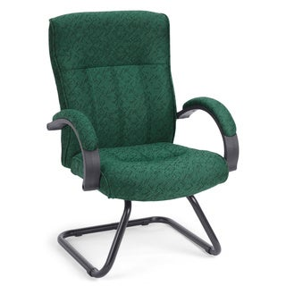 OFM Green/Black High-back Conference Chair