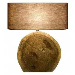 Natura Wood Core 1-light Table Lamp