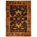 Safavieh Hand-knotted Tibetan Multi-colored Wool Rug (9' x 12')