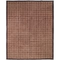 Safavieh Hand-knotted Tibetan Multi-colored Wool Rug (10' x 14')