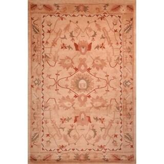 Safavieh Hand-knotted Tibetan Multicolored Wool Area Rug (8' x 10')