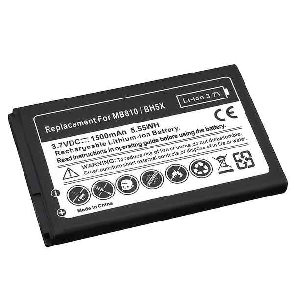 INSTEN Replacement Battery for Motorola Droid X MB810 (Pack of 2)