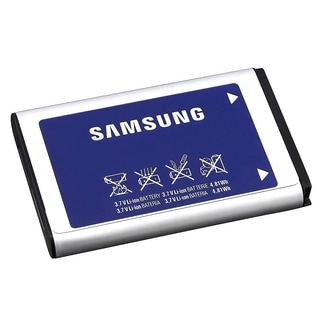 Samsung Rechargeable Standard OEM Battery AB663450GZ for Samsung Convoy 2 U660/ Convey U640 (Pack of 2)