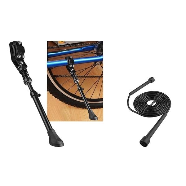 INSTEN Bike Stand/ Black Jump-Rope Combo