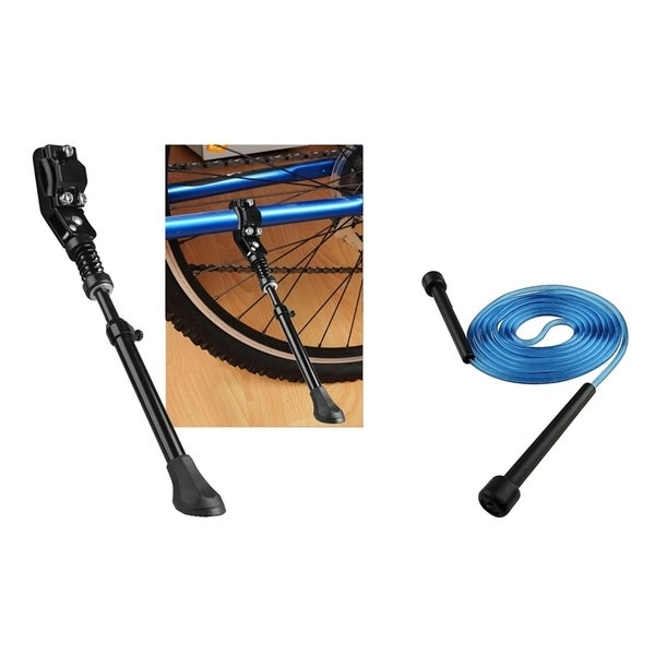INSTEN Bike Stand/ Blue Jump-Rope Combo