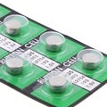 BasAcc AG5 Button Cell Lithium Battery (Pack of 30)